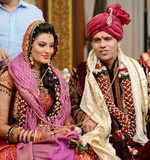 Sayali Bhagat's wedding: In pics