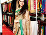 Sakhi Fashions' collection launch