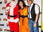 TV stars @ pre-christmas party