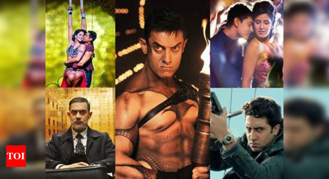 Dhoom 3 Got The Dhoomph Hindi Movie News Times Of India