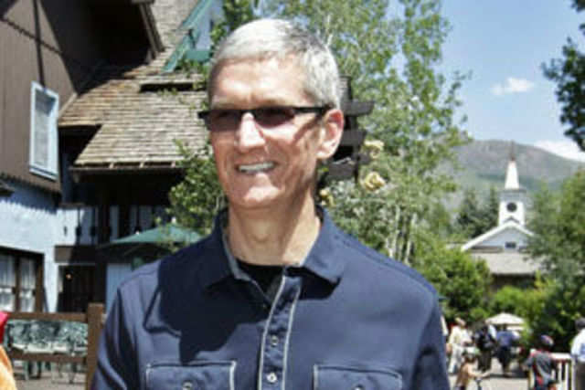 Apple CEO Tim Cook's memo to employees