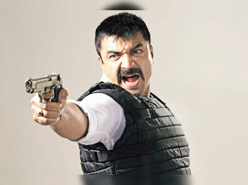 Ajaz's cop role inspired by 26/11 encounter specialist