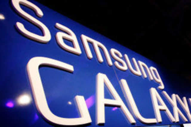 The device dubbed Galaxy F may make a debut around the same time as the company's upcoming smartphone flagship Galaxy S5.