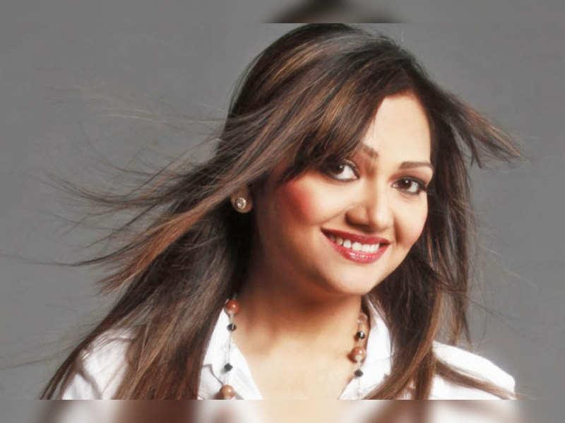 Anupama Raag records duet with Madhuri Dixit