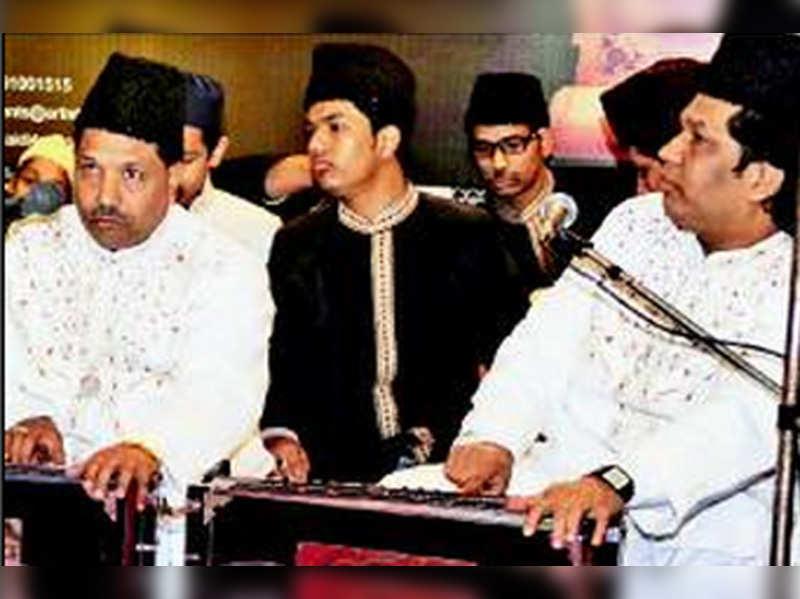 799th birthday celebrations of Hazrat Nimazuddin Auliya, held recently at the Hazrat Nizamuddin Dargah in Delhi