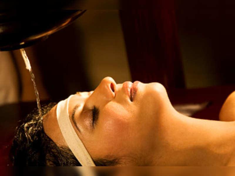 Benefits of a head massage