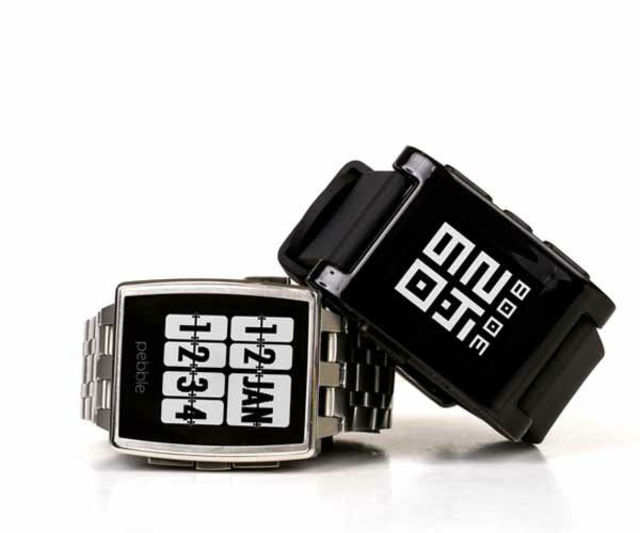 The Pebble Steel is a premium smartwatch, smaller and thinner than the first iteration of the Pebble and is made of stainless steel.