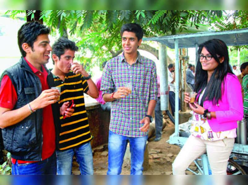 The most popular chaiwalas of Nagpur