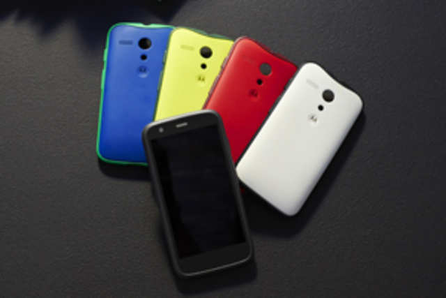 """Motorola officials toldTOIthat the company would launch Moto G in India """"last week of this month""""."""