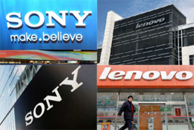 Sony and Lenovo have entered 2014 with plans to splurge on marketing and launching a slew of handsets in India.
