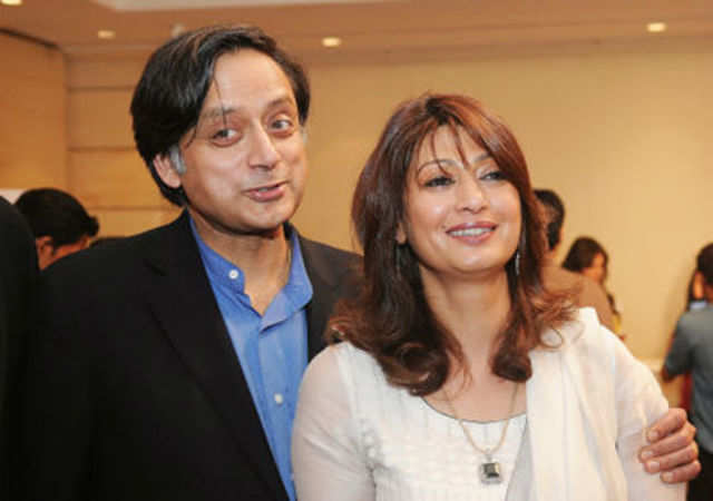 Shashi Tharoorclaimed his Twitter account had been hacked, after a series of curious tweets were posted from it on Wednesday.