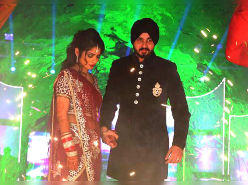 Honey Singh's high-voltage performance rocks Keerat Singh and Sahiba Kaur's wedding in Kolkata