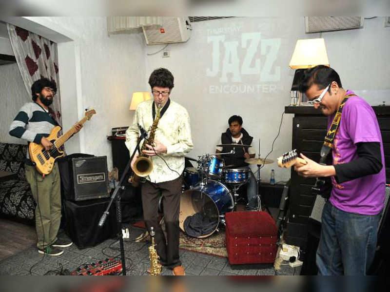 Amyt Datta and Bodhisattwa Trio make it a magical Jazz Encounter for Kolkata