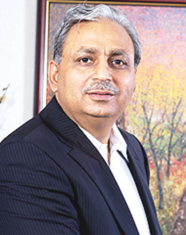 CP Gurnani, MD & CEO of Tech Mahindra was given the Dataquest IT Person of the Year Award for 2013.