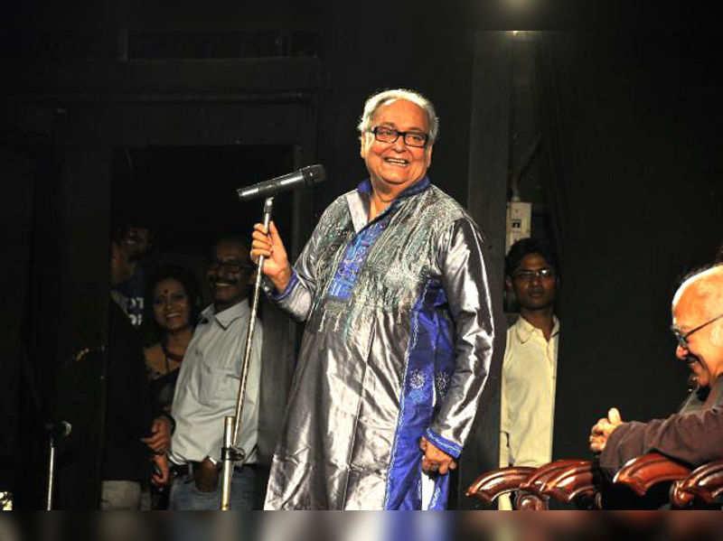Soumitra 'Feluda' Chatterjee celebrates love for art and theatre on 80th birth anniversary in Kolkata