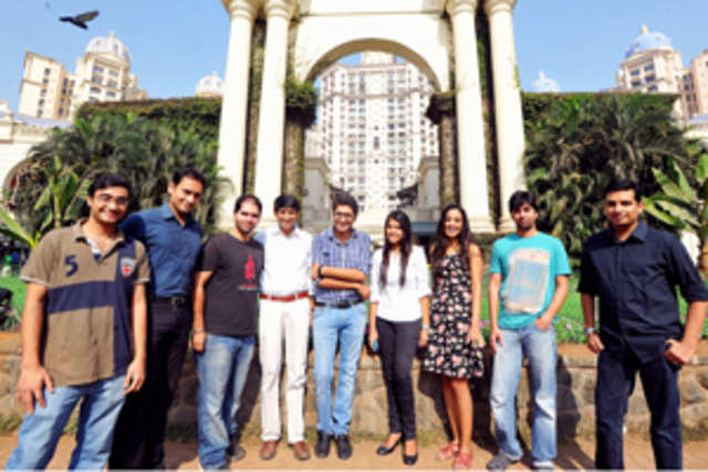 Entrepreneurial talent is turning Powai—which once lay sleepily around a picturesque lake—into India's new hotspot for startups.