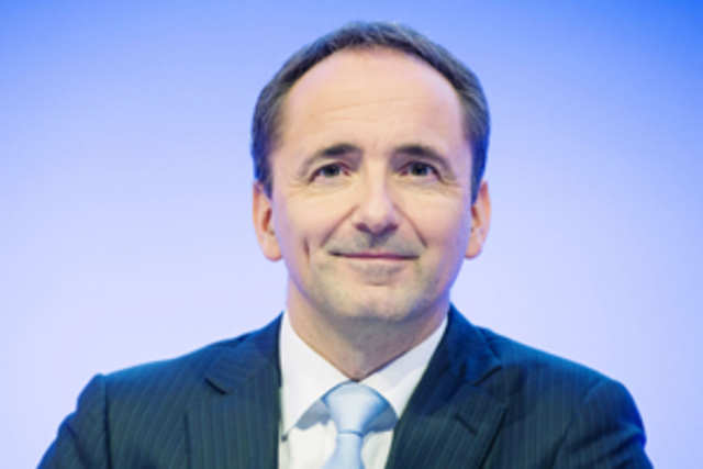 SAP's co-CEO Jim Hagemann Snabe