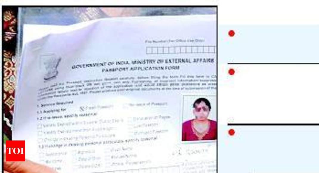Got A Handwritten Passport Renew It By Nov 25 2015 India News