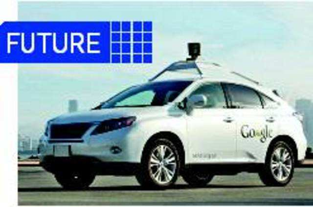 """<font face=""""Times New Roman"""">Driverless cars: Google is testing it out in real traffic situations in California. The test car has onboard computers worth about $250,000.</font>"""