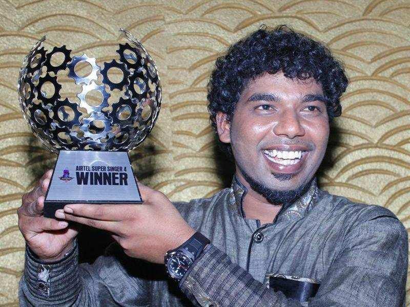 Dhivagar: Dhivagar is Super Singer 4 - Times of India