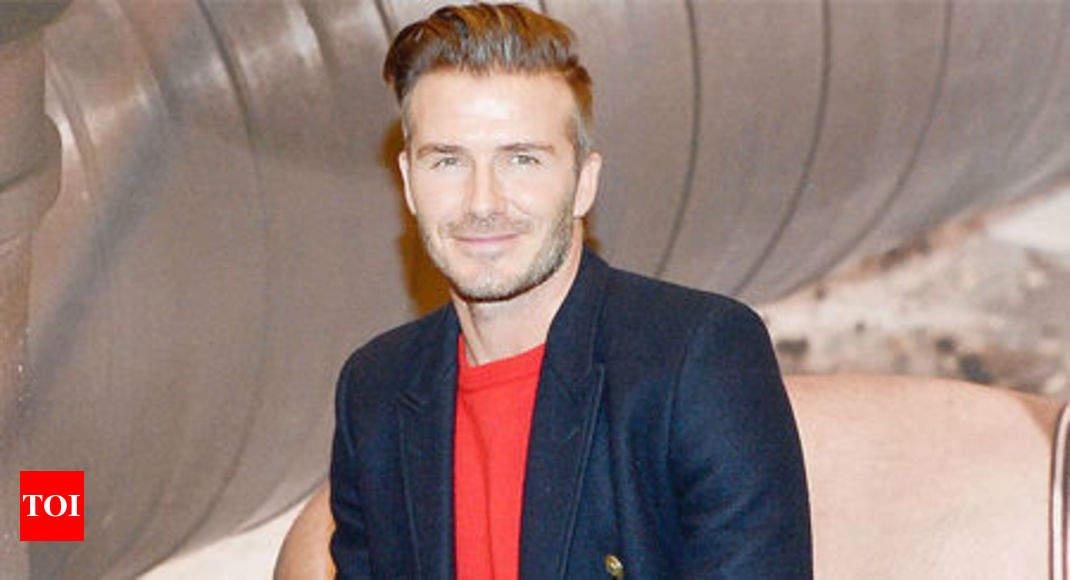 David Beckham Yet To Finish His Lego Taj Mahal Off The Field News