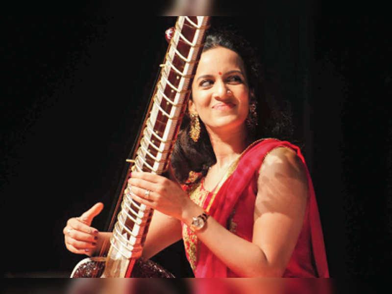 Anoushka Shankar performs at FICCI auditorium in Delhi