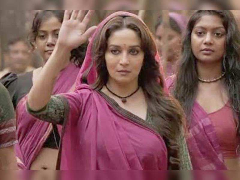 A still from the movie 'Gulab Gang'