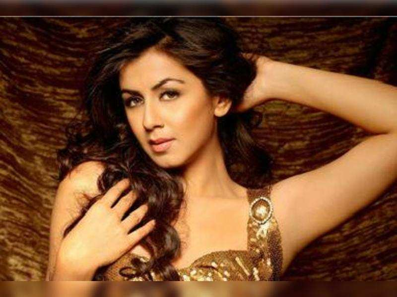 In a span of a week Nikki Galrani is two films old