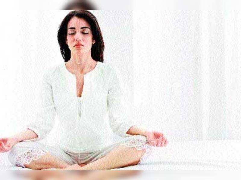 Yoga asanas to curb hair loss