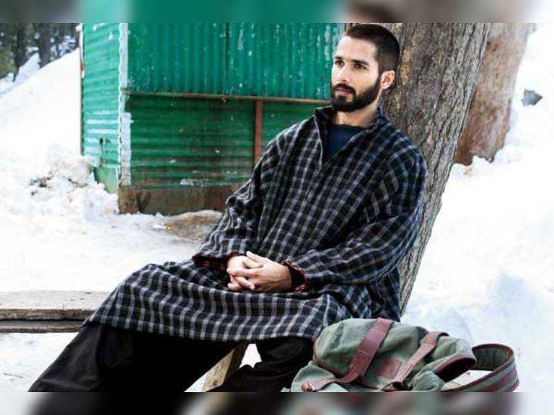 A still from 'Haider'