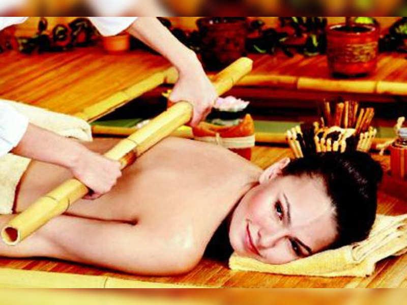 The art of bamboo massage