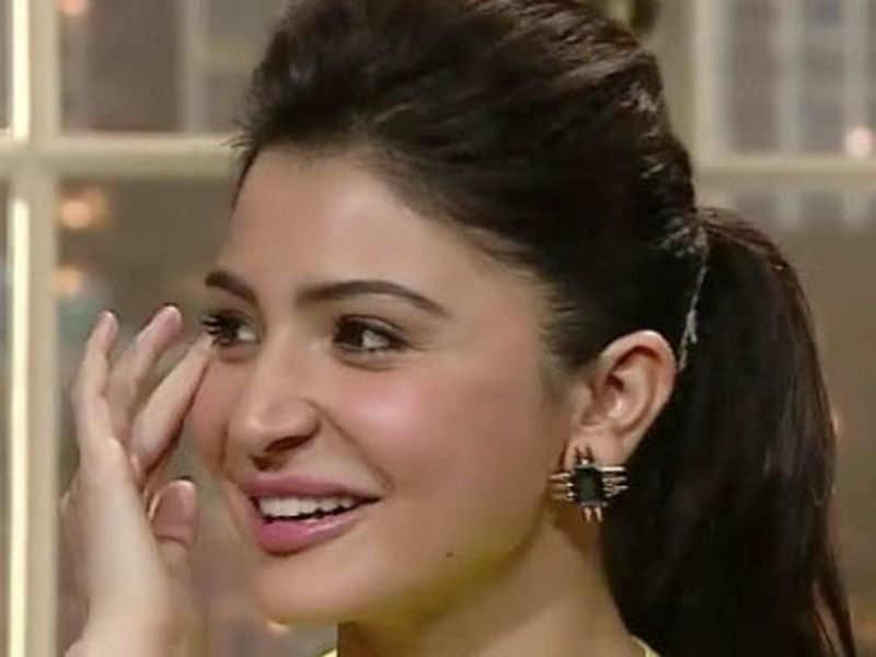 In an open letter Anushka refutes lip surgery
