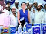 Karishma launches food campaign
