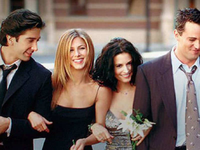 'Friends' completes two decades
