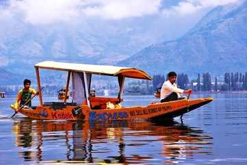 The Dal Lake