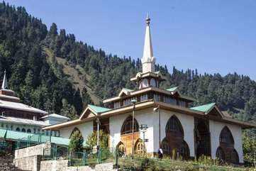 Baba Reshi Shrine
