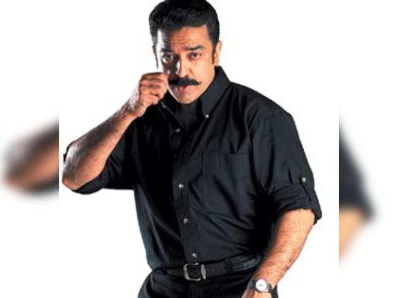 5 hour makeup routine for Kamal Haasan's Kannada film