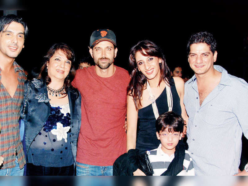 Hrithik Roshan continues to stay married to his in-laws