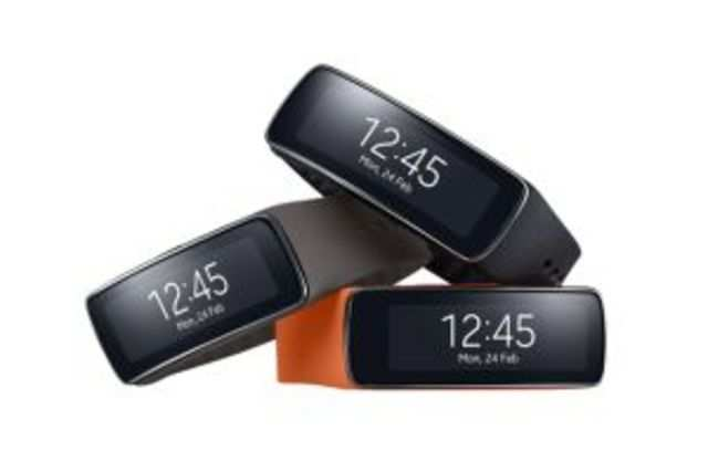 Samsung Gear Fit offers a custom, real-time fitness coaching to provide personalized advice and workout recommendations.