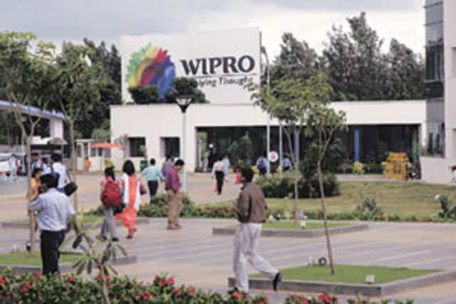 Wipro's 10-year IT and BPO services contract with UK-based Carillion is worth well over $100 million.