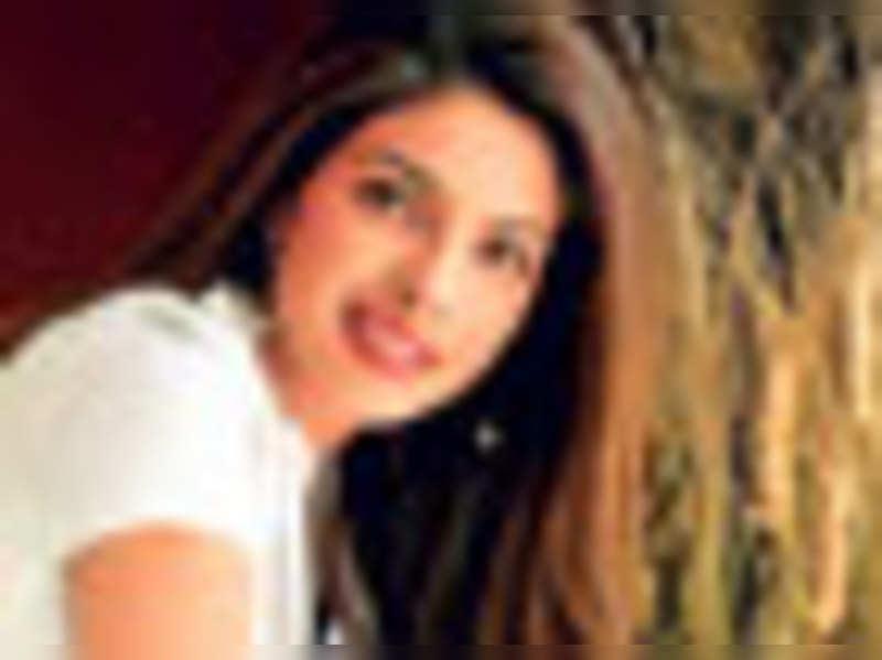 Priyanka Chopra's fitness mantra