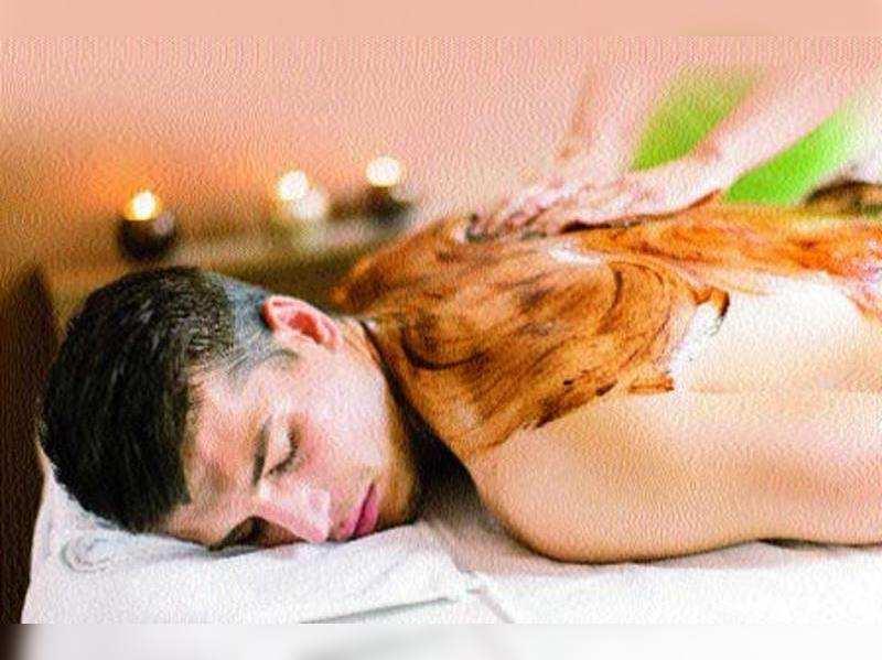 Summer spa treatments for men