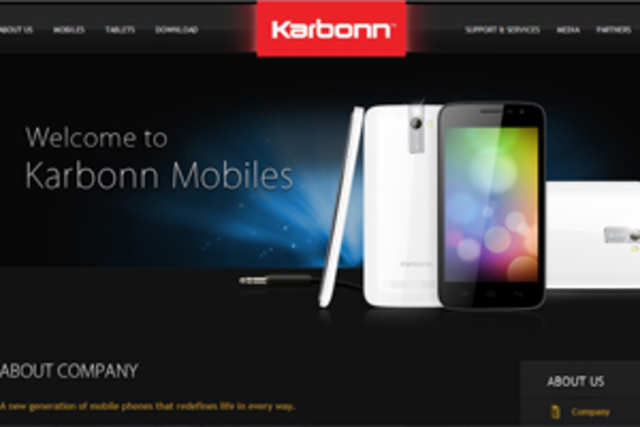 Karbonn Mobiles is all set to launch dual-OS (operating system) devices, which will support both Android and Windows, by June.