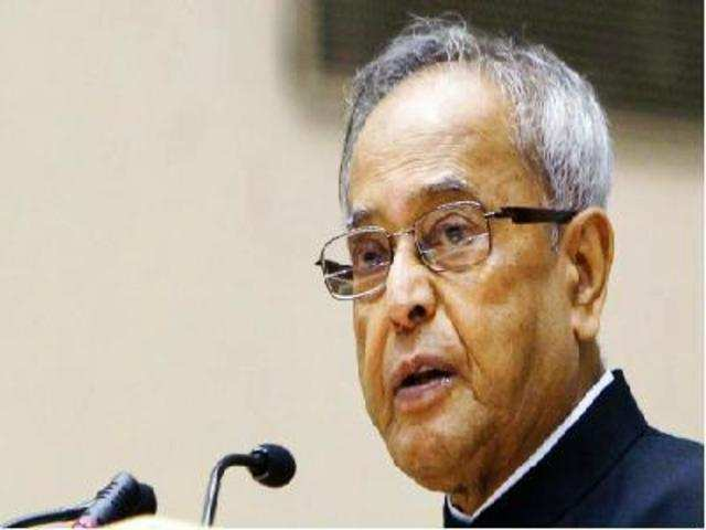 "President Pranab Mukherjee, on Friday, asked security agencies to keep a strict eye on ""incendiary messages"" on such platforms."