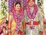 Ruchita, Kishor's wedding party