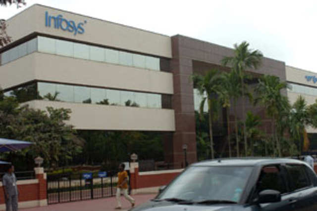 Infosys expects sluggish growth in January-March quarter mainly due to muted spending by clients, especially in the retail sector.