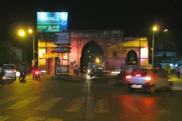 Ahmedabad by night