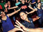 Flash mob rocks Calicut