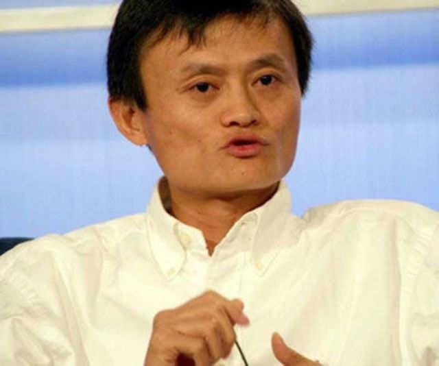 Alibaba CEO Jack Ma