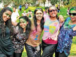 Hyderabad's tryst with Holi
